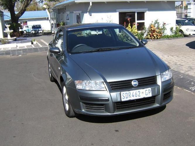 2005 Fiat Stilo Sedan