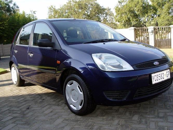 2005 Ford Fiesta 1.4i