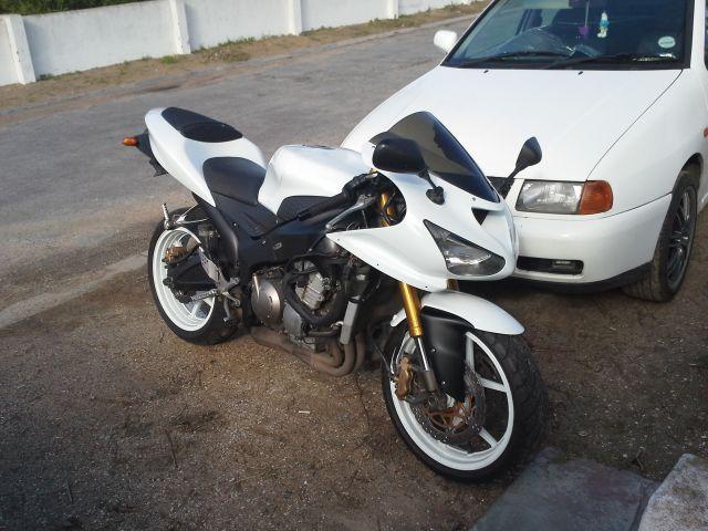 2005 Kawasaki ZX636