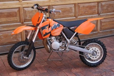 2005 KTM 65 sx