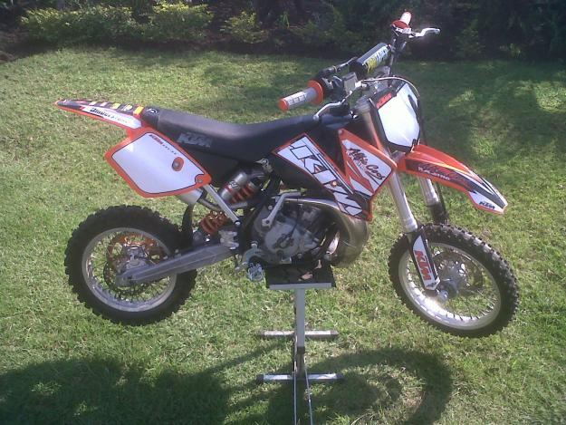 2005 KTM 65SX