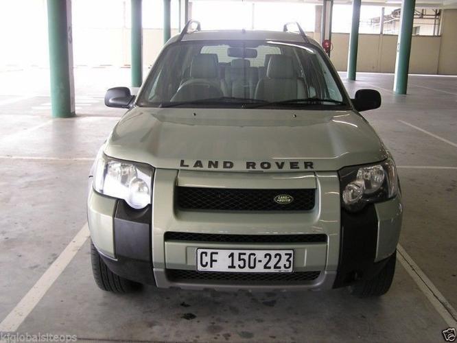 2005 Land Rover Freelander SUV 2.0 TD4 HSE -