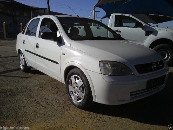 2005 Opel Corsa CLASSIC 1.4i COMFORTLINE