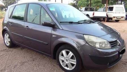 2005 renault scenic 1 9 dci for sale in nylstroom limpopo classified. Black Bedroom Furniture Sets. Home Design Ideas