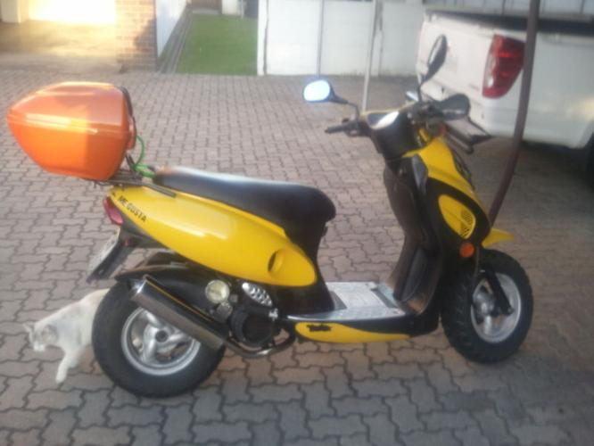 2005 Scooter Other