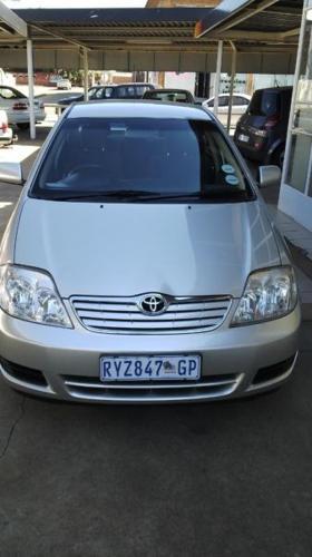 2005 Toyota Corolla Sedan 1.6 GLS