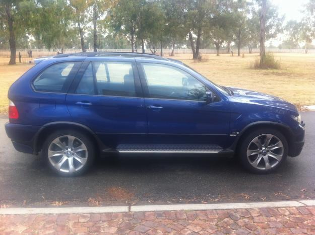 2005 X5 4.8IS FULL SPORTS PACK