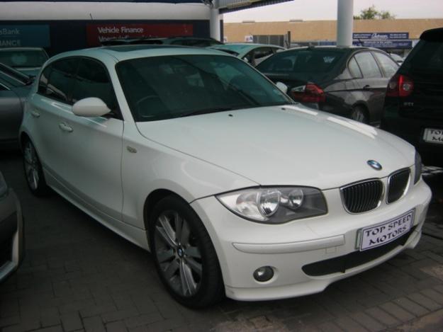 2006 BMW 130i (E87)