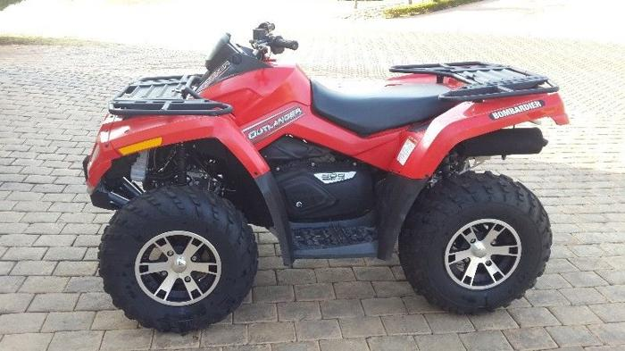 2006 Bombardier / Can-Am Outlander Max 800 4x4