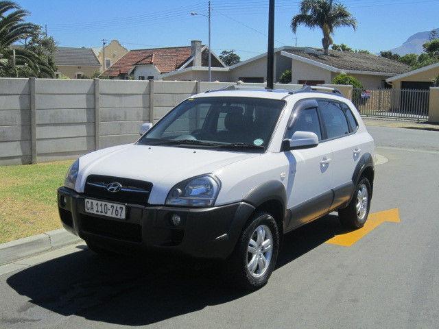 2006 Hyundai Tuscon GLS 2.7 V6 4x4