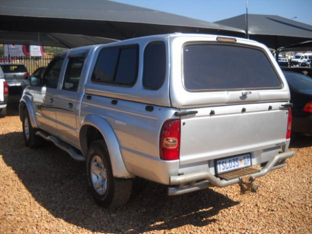 2006 Mazda Drifter 2.5TDi SLE d/cab 2x4