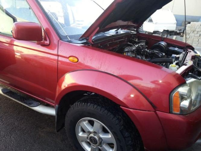 2006 NISSAN HARDBODY DOUBLE CAB DIESEL 3 0 tdi 4x2 for Sale