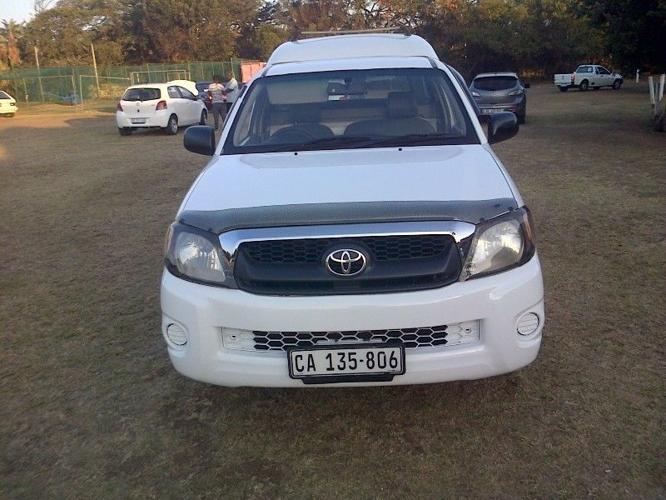 2006 Toyota Hilux 2L - VVTI