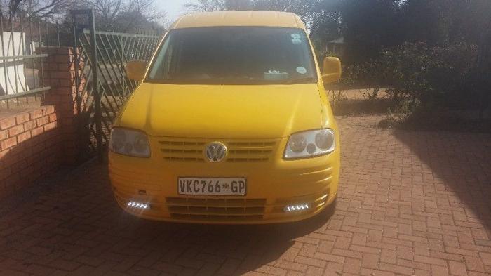 2006 Volkswagen Caddy Minivan
