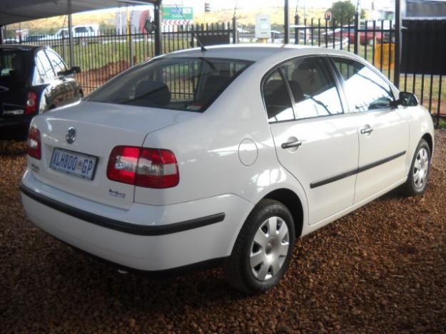 2006 VW Polo Classic 1.4i Trendline
