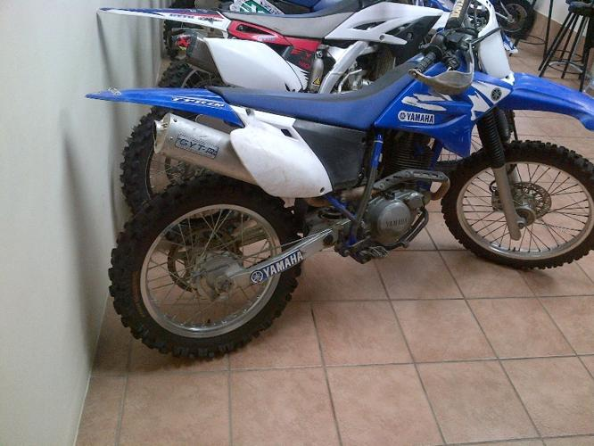 2006 yamaha ttr 230 best beginners bike for sale in durban for Yamaha beginner motorcycle