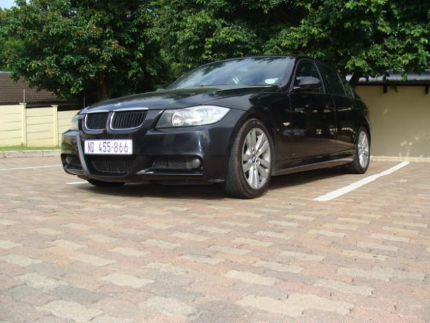 2007 BMW 320I M