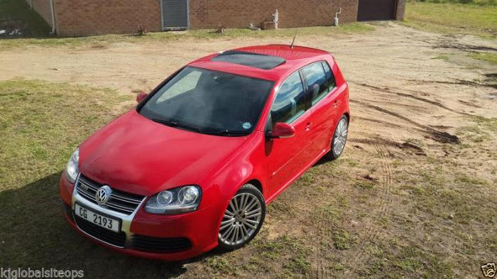 2007 Golf R32 V6 Monster! Lowest mileage in SA.