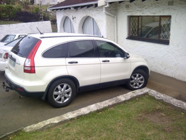 2007 Honda 2.0l CRV RVi