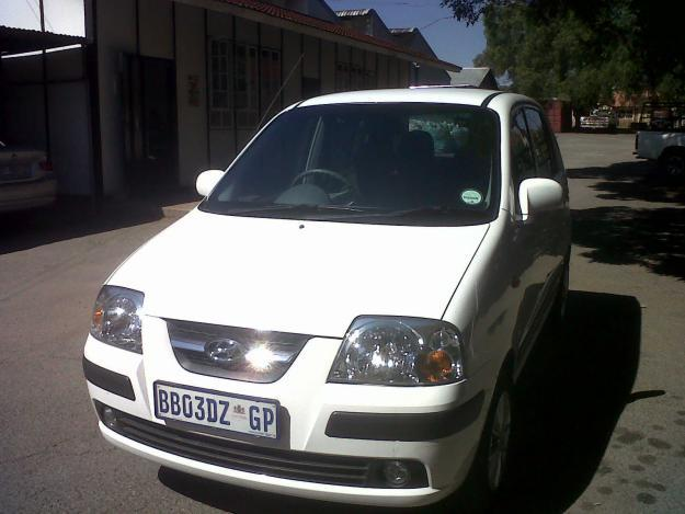 2007 Hyundai Atos for Sale!