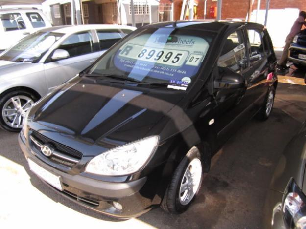 2007 Hyundai Getz 1.5 CRDi for Sale in Pretoria, Gauteng Classified ...