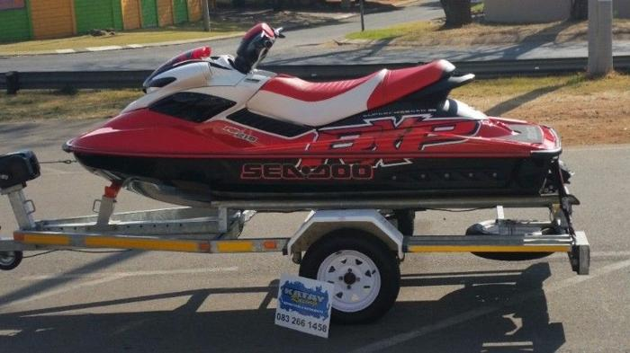 2007 Seadoo RXP 215hp 1500cc Supercharged