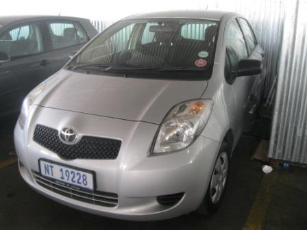 2007 Toyota Yaris T1 (5 Door) Hatch with a/con
