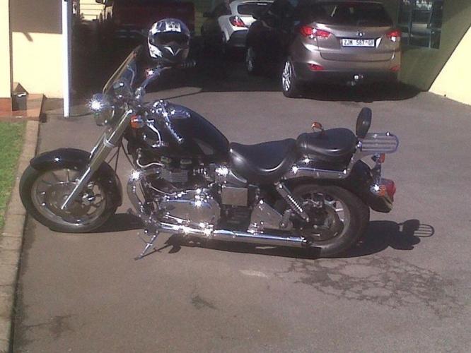 2007 Triumph Bonneville