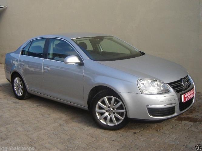 2007 Volkswagen Jetta 5 1.9 TDi Comfortline
