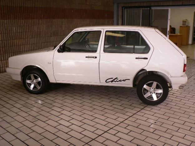 2007 VW CITY 1.4i