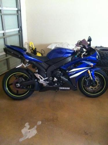 2007 Yamaha R1