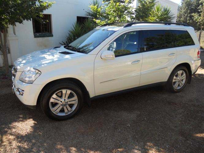 2008 mercedes benz gl 320 cdi for sale in cape town for Mercedes benz 320 cdi for sale