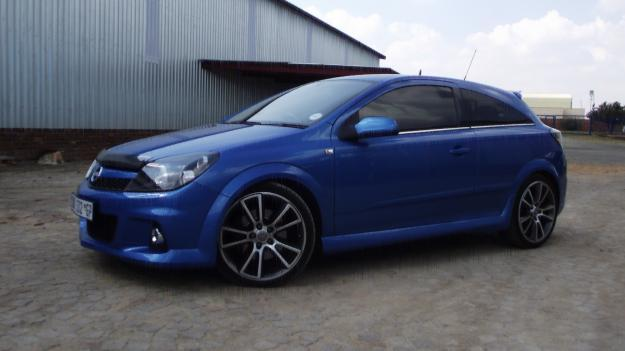 2008 Opel Astra Opc Plus pack