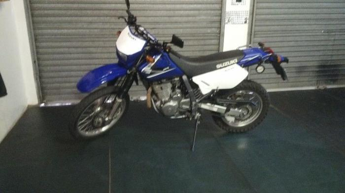 2008 Suzuki DR