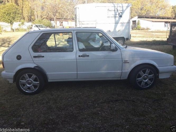 2008 Volkswagen Golf Velocity 1.4