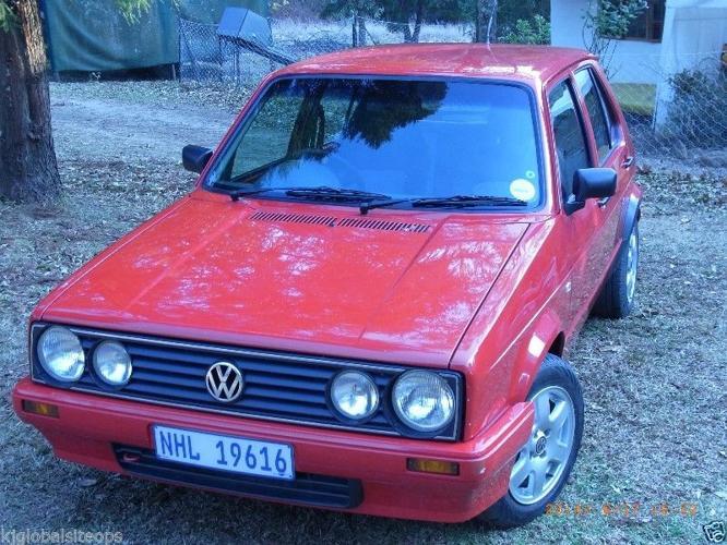 2008 VW Citi Golf 1.4i