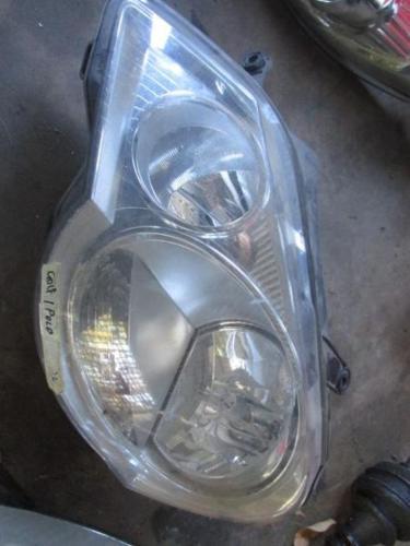 2008 VW Polo left Headlight Original