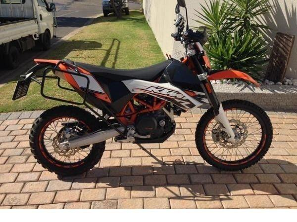 2009 KTM 690 R , Finance available