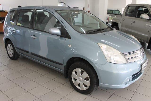 2009 Nissan Livina 1.6 Accente
