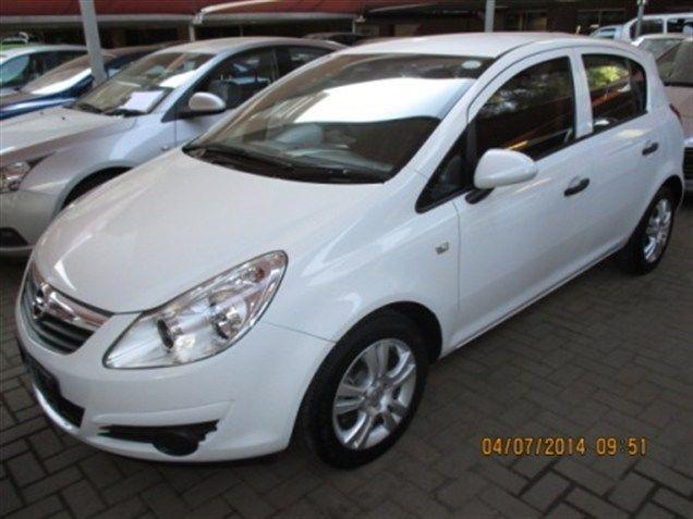 2009 Opel Corsa Hatchback 1.4 essentia 5 door (66kw)