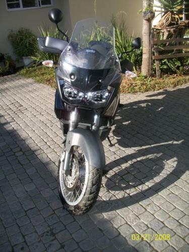 2010 Aprillia Capanord 1000 cc