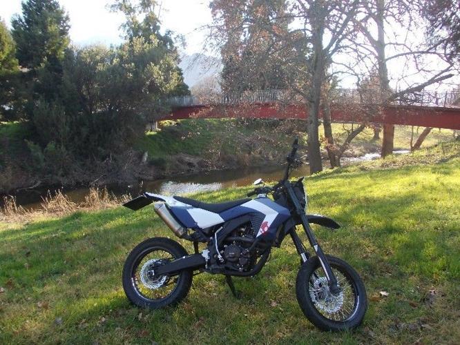 2010 BigBoy zooka srm 250cc