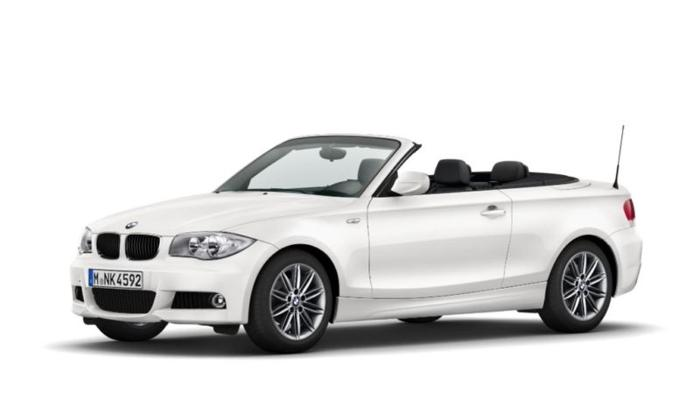 2010 BMW 120i Convertible M Sports Package