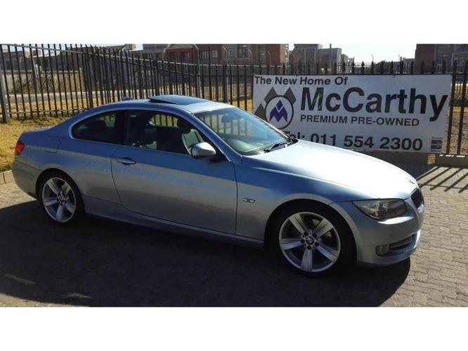 2010 BMW 325 coupe