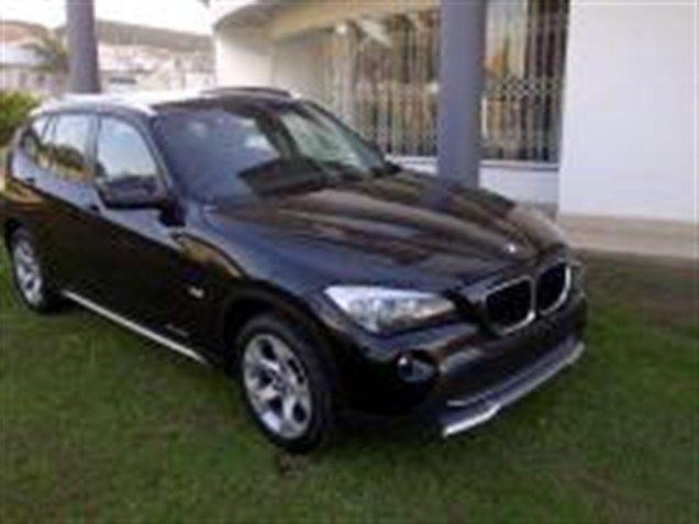 2010 BMW X1 S DRIVE 2.0 DIESEL MANUAL