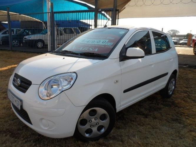 2010 KIA PICANTO 1.1 LX PRICED TO GO! LOW MILEAGE! FOR