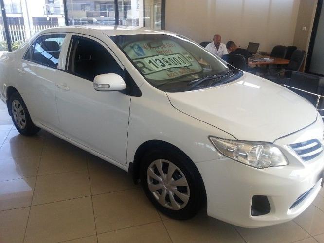 2010 Toyota Corolla 1.6 Profesional