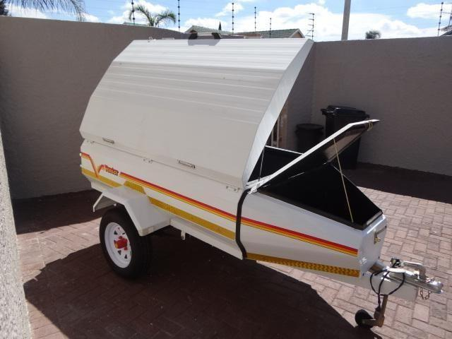 2010 Venter Trailer Super 6 Like New