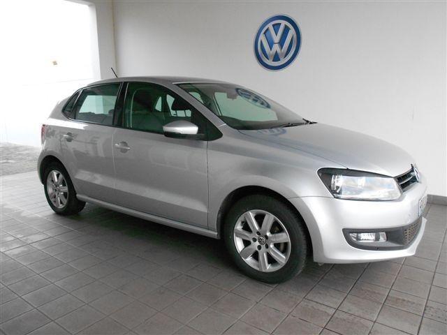 2010 Volkswagen Polo Hatchback