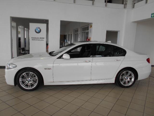 2011 BMW 530d